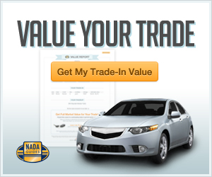 Value Your Trade-In NADA